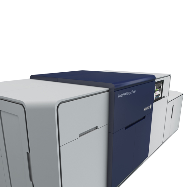Soficat Xerox Rialto 900 Inkjet Press