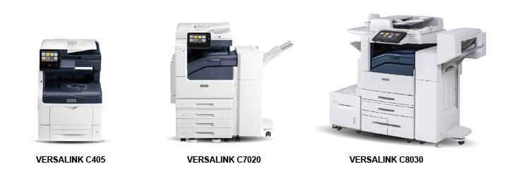 Fotos de Impresoras Soficat Xerox